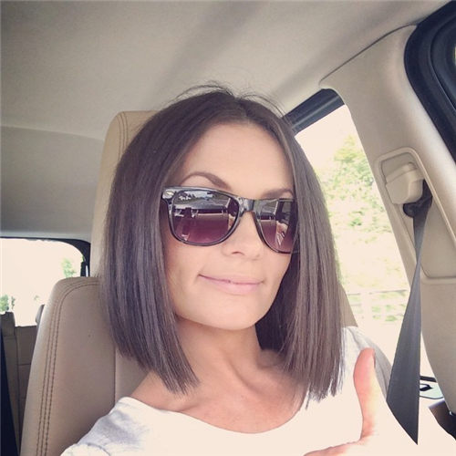 Best Blunt Bob Haircut Ideas You Can Try Now 11