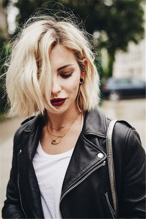 Best Blunt Bob Haircut Ideas You Can Try Now 14