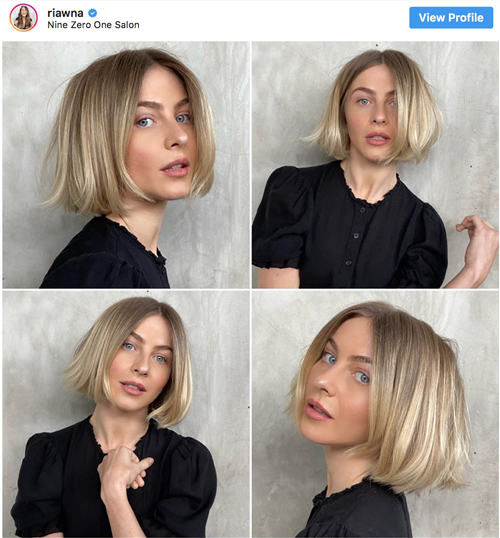 Best Blunt Bob Haircut Ideas You Can Try Now 20