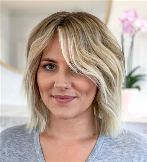 Best Blunt Bob Haircut Ideas You Can Try Now 23