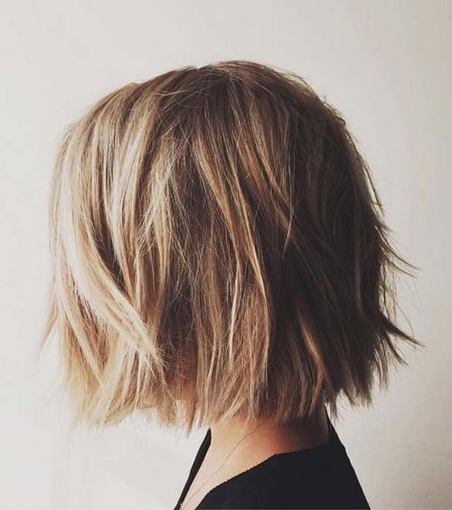 Best Blunt Bob Haircut Ideas You Can Try Now 24
