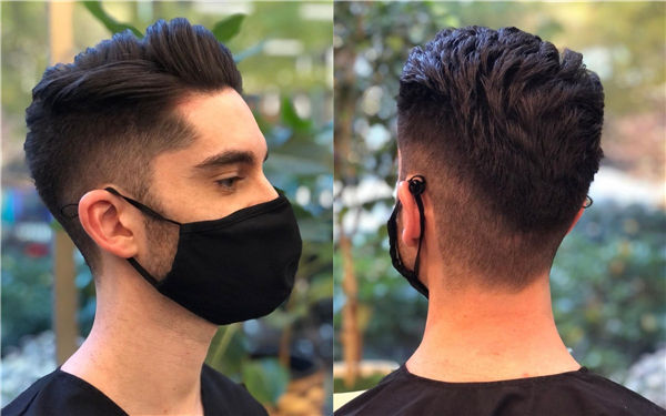 Blowout Tight Fade
