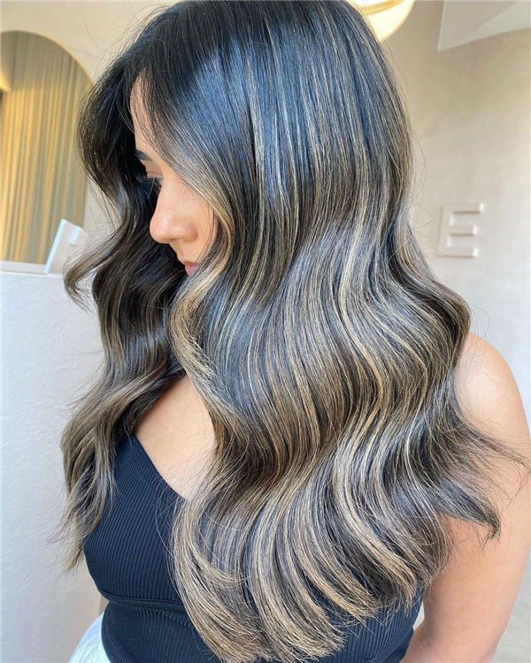 Thick Hair Blunt Lines