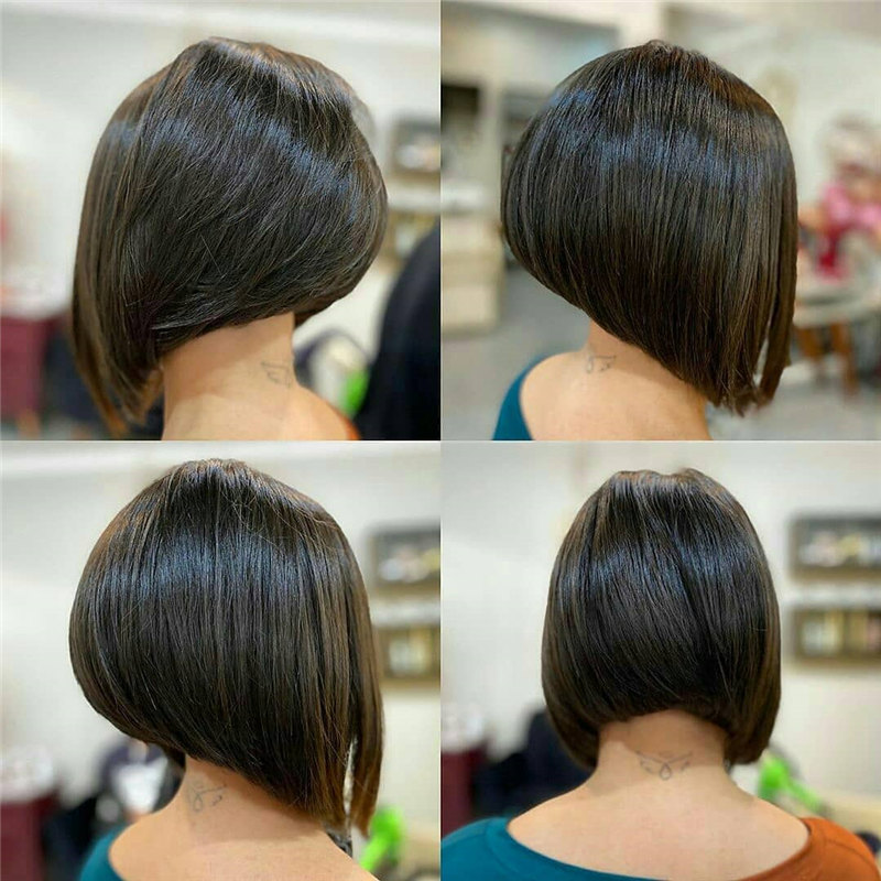 Short Inverted Bob 2