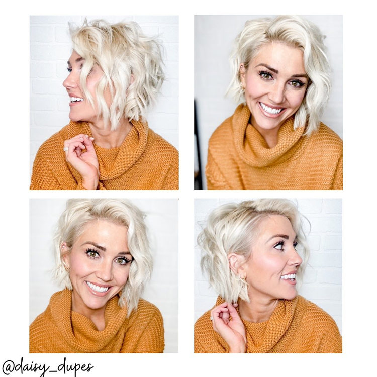 Fresh Short Blonde Hairstyles and Haircuts That Makes You Pretty 35