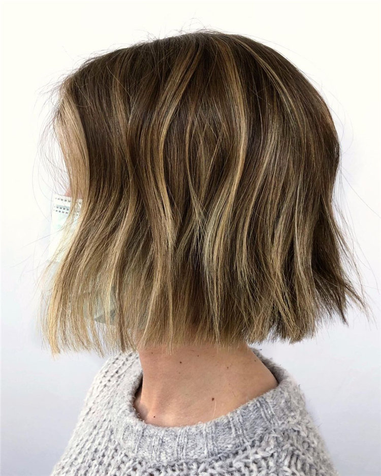 Low Maintenance Short Hairstyles That Will Give Your Spirals New Life 19