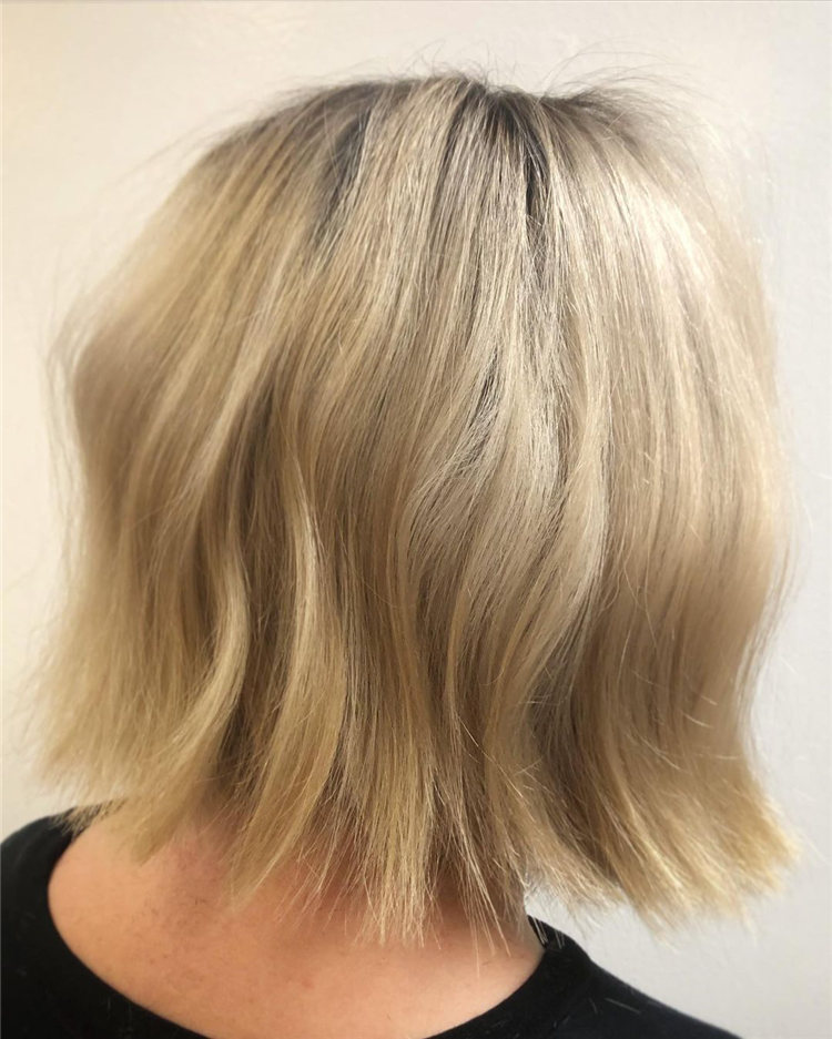 Low Maintenance Short Hairstyles That Will Give Your Spirals New Life 20