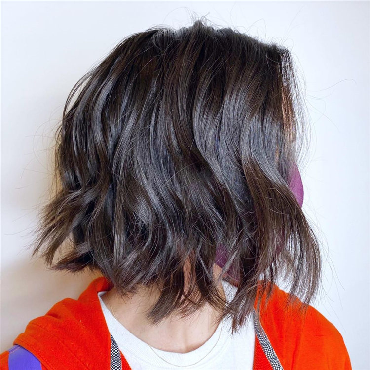 Low Maintenance Short Hairstyles That Will Give Your Spirals New Life 23