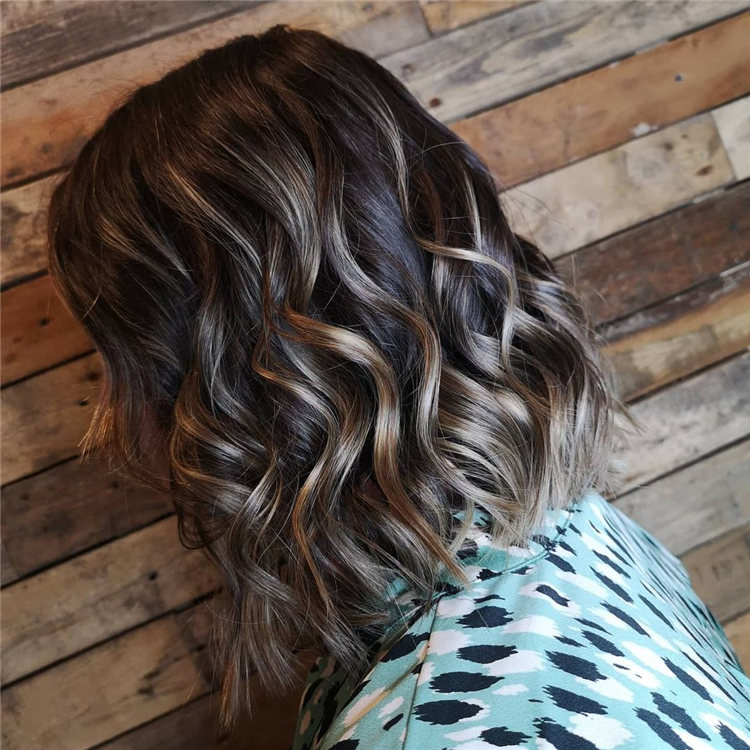 Low Maintenance Short Hairstyles That Will Give Your Spirals New Life 27