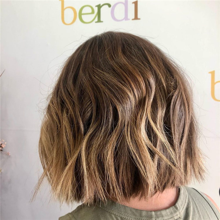 Low Maintenance Short Hairstyles That Will Give Your Spirals New Life 41