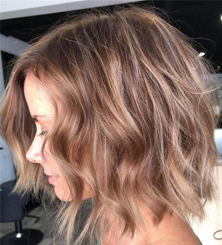 Low Maintenance Short Hairstyles That Will Give Your Spirals New Life 48
