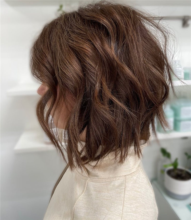 Low Maintenance Short Hairstyles That Will Give Your Spirals New Life 51