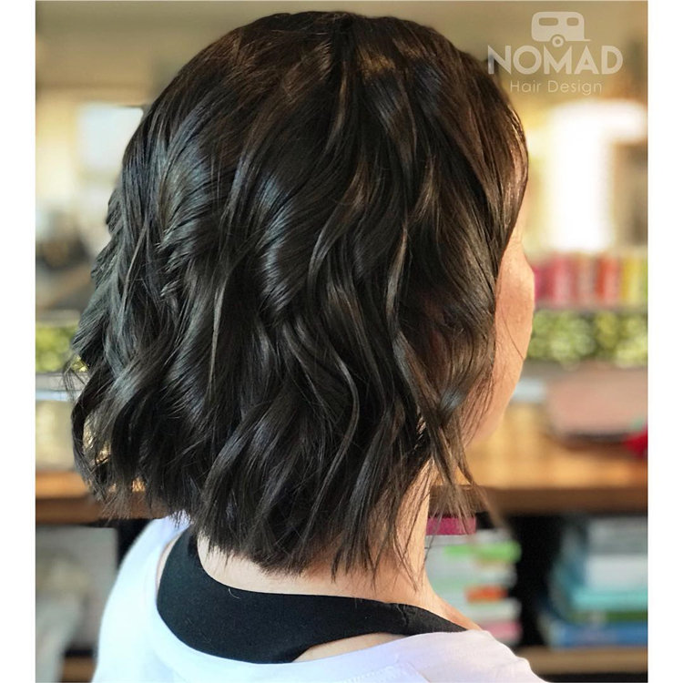 Short Brown Hair with Highlights to Look Gorgeous 42