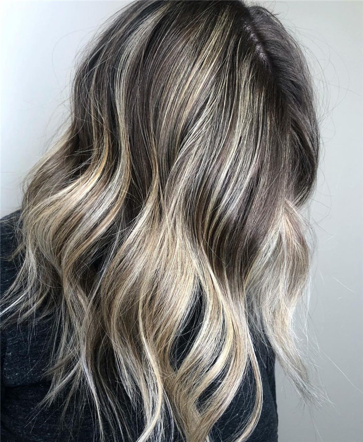 Bronde Balayaged Hair