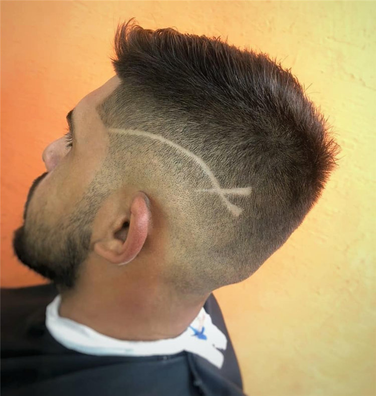Cool Low Fade