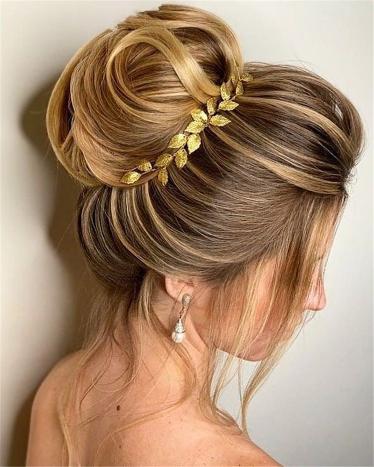 Easy Hairstyles Buns