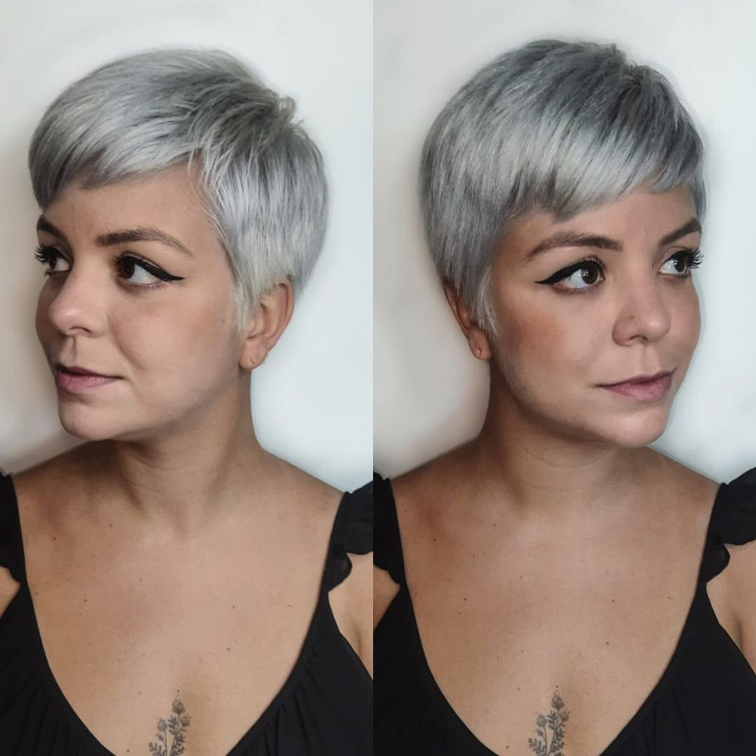 Pixie Haircuts for Women Over 50 28