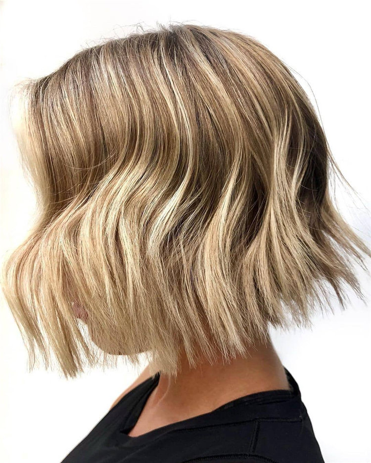 Bob Haircuts That Will Look Amazing In Every Season 19