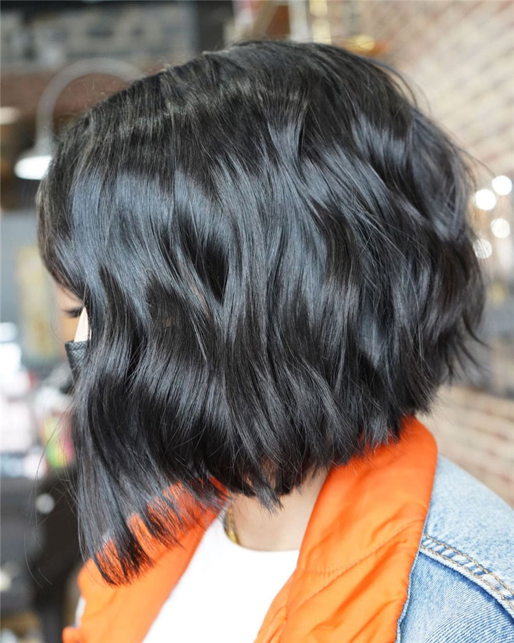 Bob Haircuts That Will Look Amazing In Every Season 21