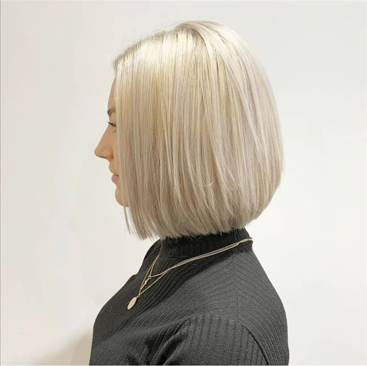 Bob Haircuts That Will Look Amazing In Every Season 37