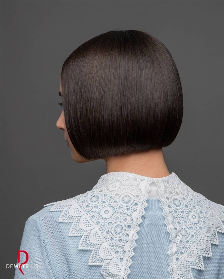 Bob Haircuts That Will Look Amazing In Every Season 52