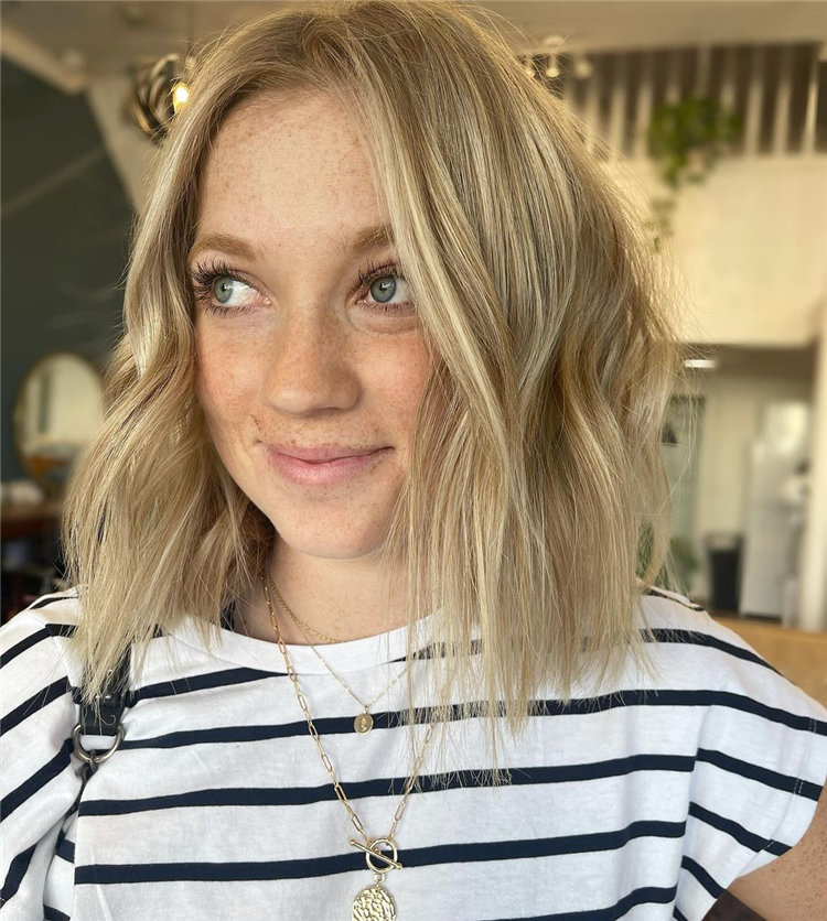 Bob Haircuts That Will Look Amazing In Every Season 53