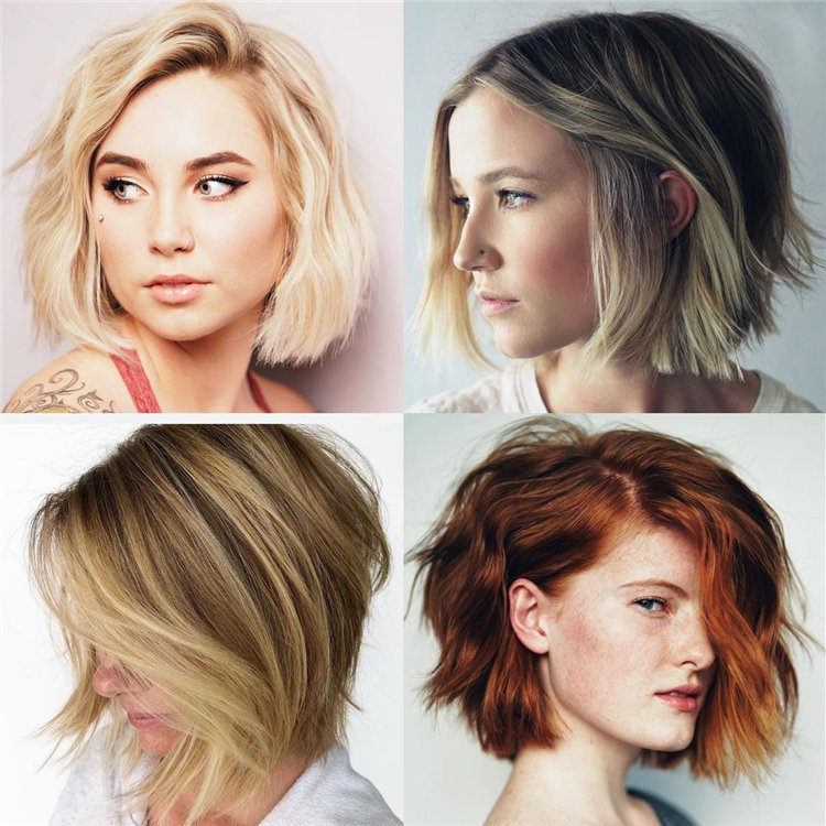 Bob Haircuts That Will Look Amazing In Every Season 54
