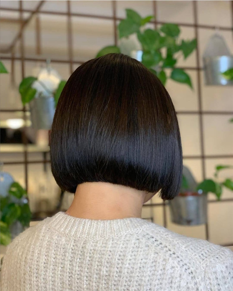 Bob Haircuts That Will Look Amazing In Every Season 58