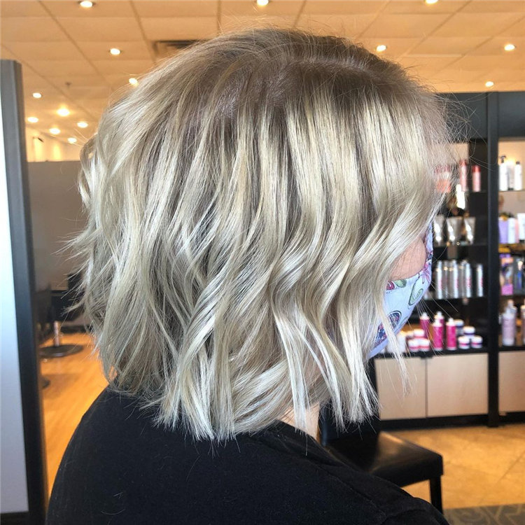 Bob Haircuts That Will Look Amazing In Every Season 62