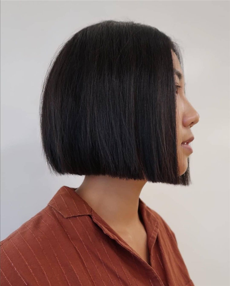 Bob Haircuts That Will Look Amazing In Every Season 63
