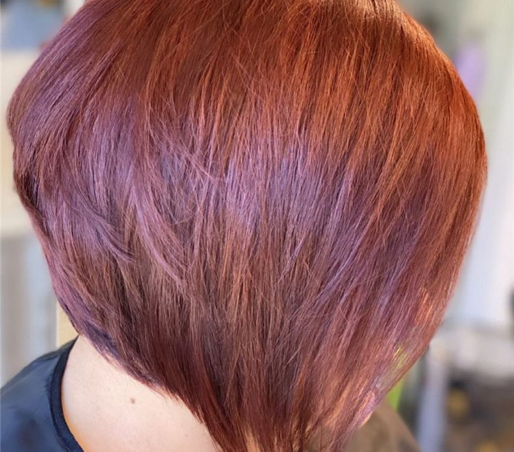 Bob Haircuts That Will Look Amazing In Every Season 81