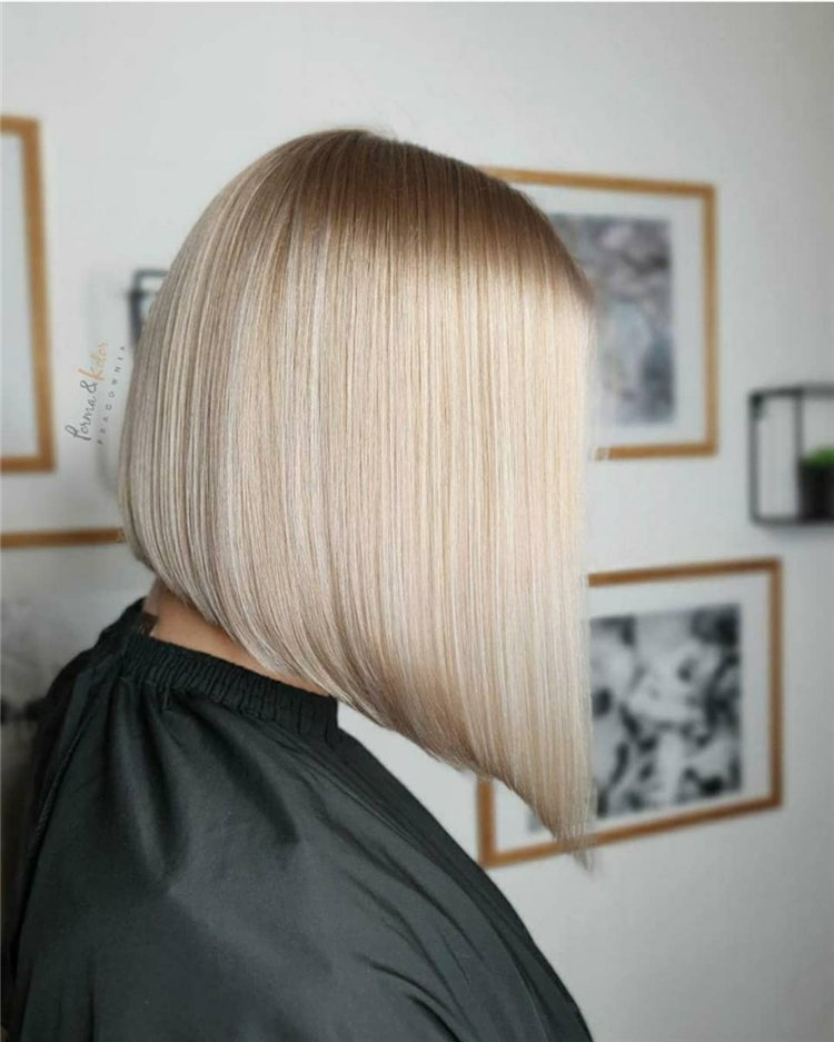 Bob Haircuts That Will Look Amazing In Every Season 93