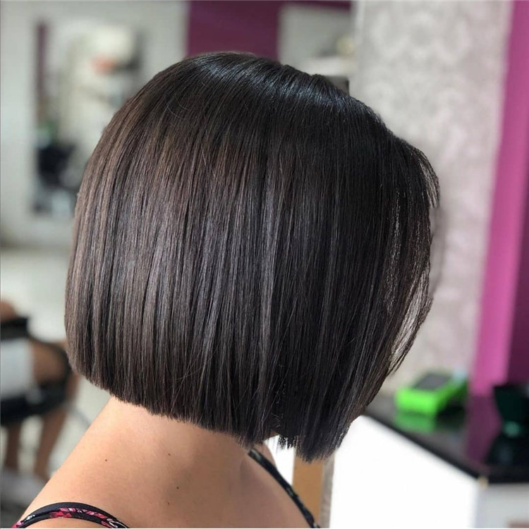 Bob Haircuts That Will Look Amazing In Every Season 94