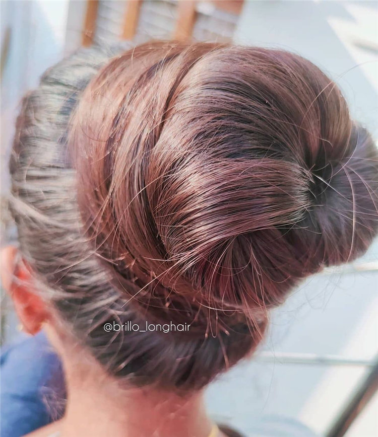 Extremely Sexiest Bun