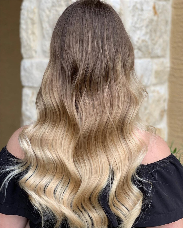 Platinum Blonde Hairstyle Ideas to Look Gorgeous 12