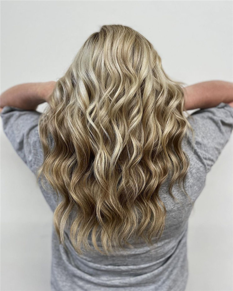 Platinum Blonde Hairstyle Ideas to Look Gorgeous 28