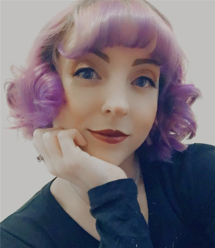 Purple Pixie Cuts Ideas That You Must Try 20