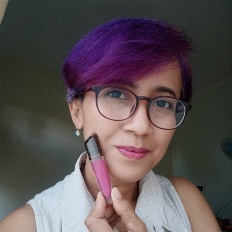 Purple Pixie Cuts Ideas That You Must Try 33