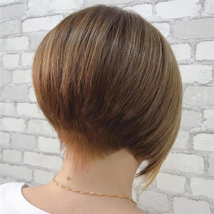 Short Stacked Bob 1
