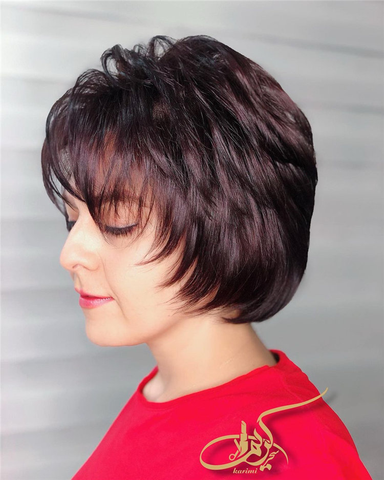 Incredible Short Hairstyles for Women 2021 04