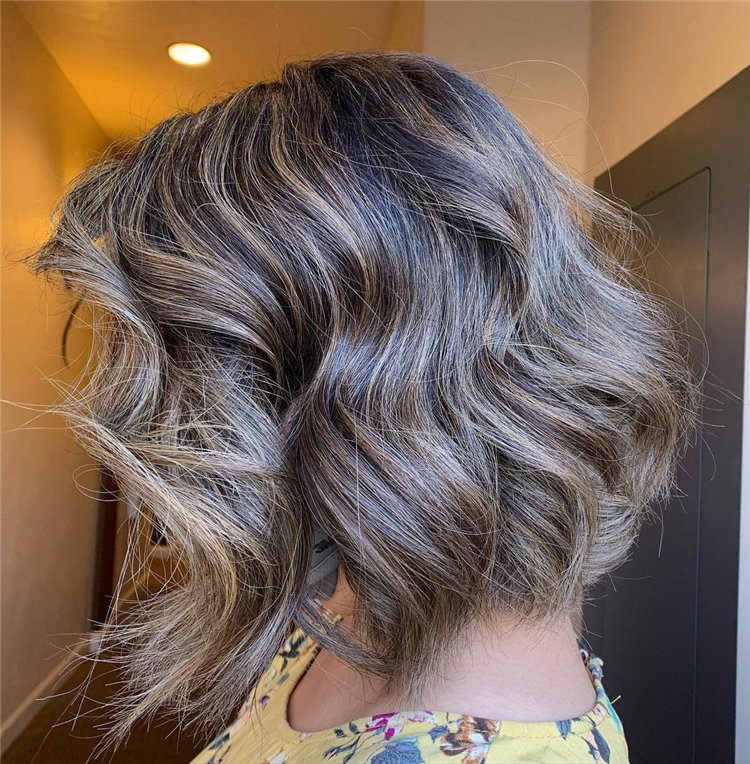 Incredible Short Hairstyles for Women 2021 08
