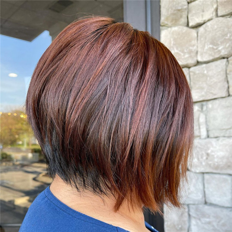 Incredible Short Hairstyles for Women 2021 13