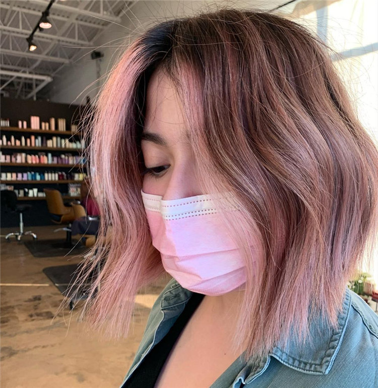 Incredible Short Hairstyles for Women 2021 17