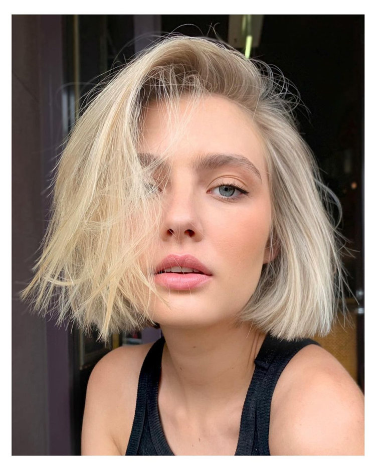Incredible Short Hairstyles for Women 2021 21