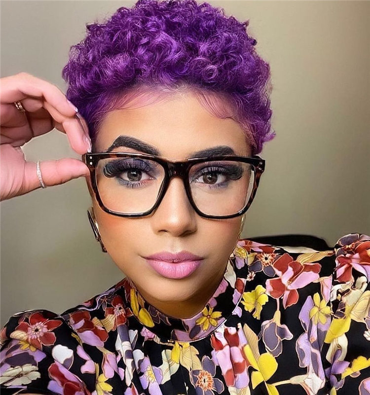 Incredible Short Hairstyles for Women 2021 23