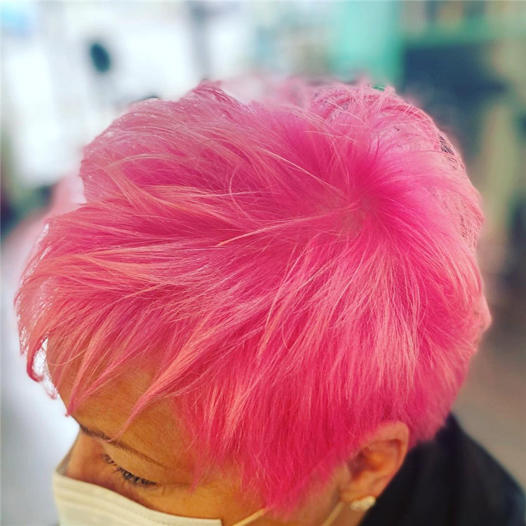 Incredible Short Hairstyles for Women 2021 40