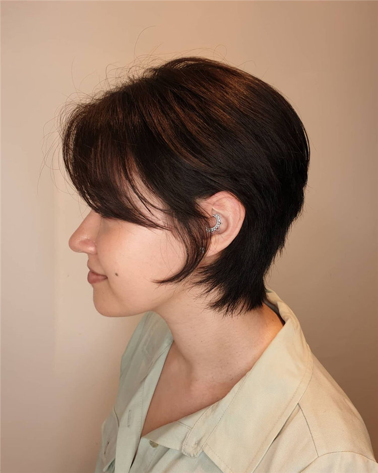 Incredible Short Hairstyles for Women 2021 58