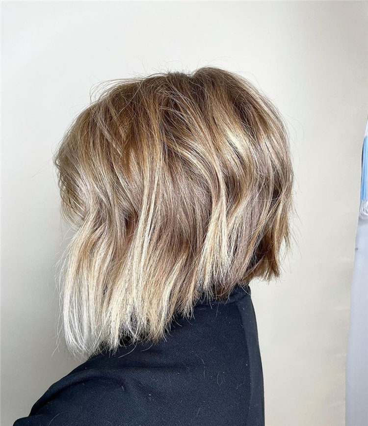 Incredible Short Hairstyles for Women 2021 68