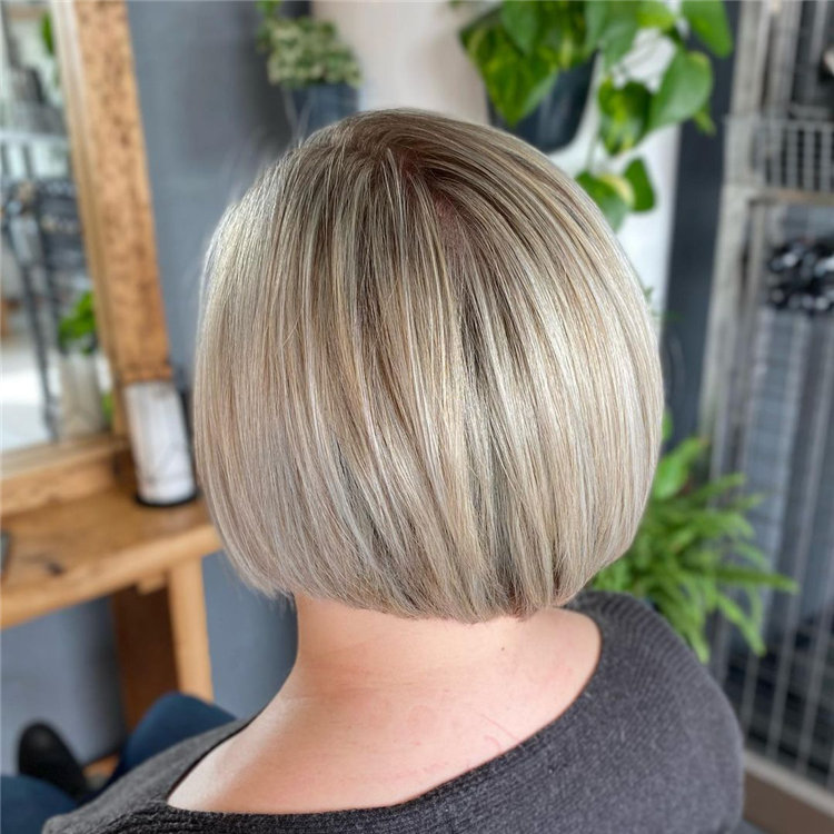Short Asymmetrical Bob Haircuts to Copy Asap 04