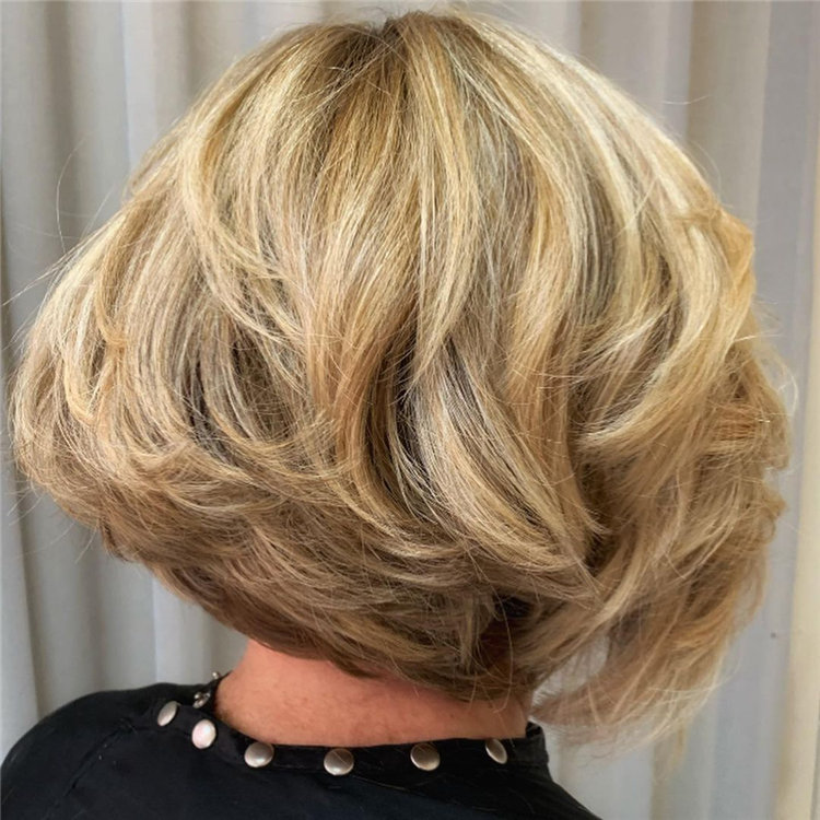Short Asymmetrical Bob Haircuts to Copy Asap 22